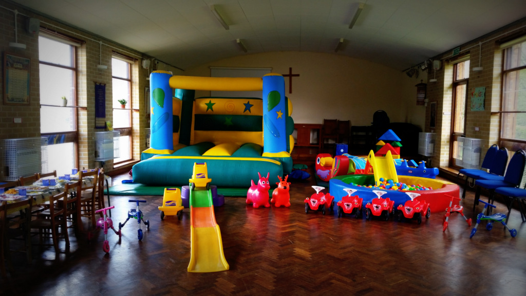 Soft Play Hire Hertfordshire And North London Halls For Hire